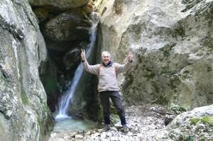 Marco Giardini sorgente del fiume Cesano